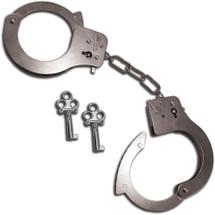 Sex & Mischief Metal Handcuffs By Sportsheets