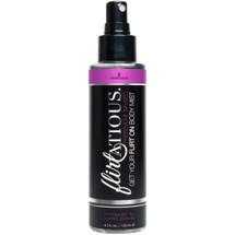 Flirtatious Pheromone-Infused Body Mist by Sensuva 4.2 fl oz - Pomegranate, Fig, Coconut, & Plumeria