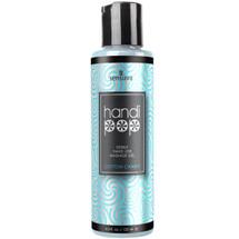 HandiPop Edible Handjob Massage Gel by Sensuva 4.2 fl oz - Cotton Candy