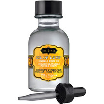 Kama Sutra Oil Of Love With Applicator Coconut Pineapple 0.75 fl oz