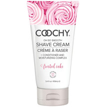 COOCHY Oh So Smooth Shave Cream - Frosted Cake 3.4 oz (100 mL)