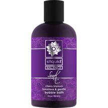 Sliquid Soak Luxurious Gentle Bubble Bath Cherry Blossom 8.5 fl oz