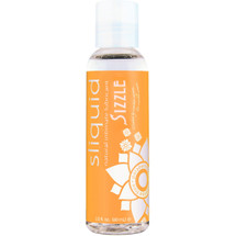 Sliquid Naturals Sizzle Water Based Stimulating Lubricant 2 fl oz