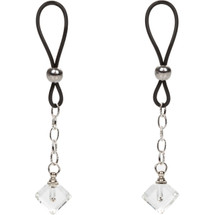 Nipple Play Non-Piercing Nipple Jewelry Crystal Gems by CalExotics