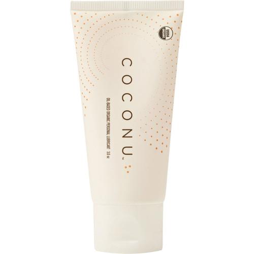 Coconu Coconut Oil-Based Organic Personal Lubricant 3 oz