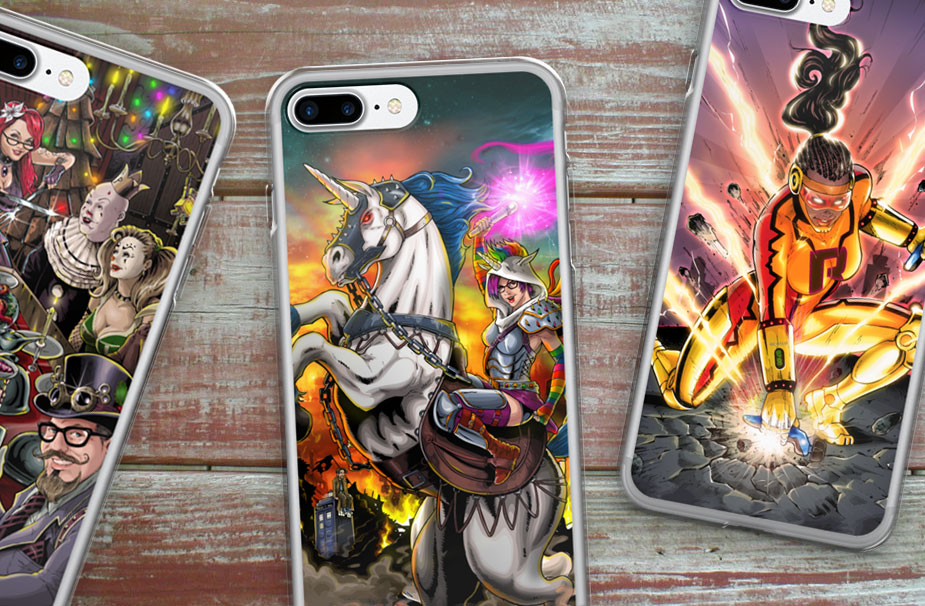 SheVibe iPhone Cases