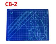 Kai CB-2 Cutting Mat - 23 5/8 in x 17 3/4 in (Gridded 21 in. x 16 in.)