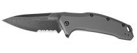 Kershaw Link Serrated, Grey