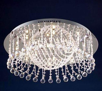 Crystal Crown Chandelier