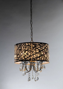 Contemporary and stylish pendant