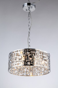 Captivating contemporary pendant chandelier