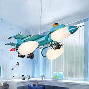 Airplane Ceiling Pendant Light