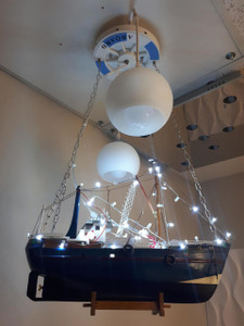 Ship CEILING PENDANT LIGHT