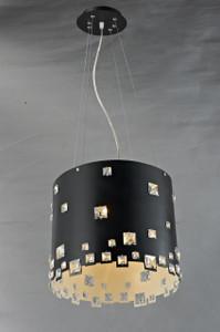 The Starry Night 4-Light Pendant