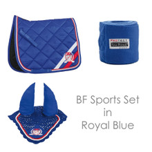 BF Sports Set in Royal Blue
