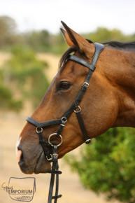 Horseware Rambo Micklem Bridle Details