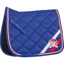 BF Sports Saddle Blanket Blue