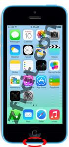 iPhone 5C Charger Port Repair