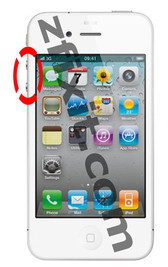 iPhone 4S Volume Buttons and Mute Switch Replacement