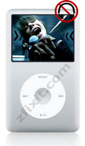 iPod Classic 7th Gen Headphone Jack