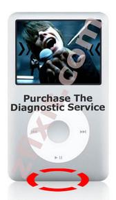 iPod Classic 7th Gen Charging Port Repair $99