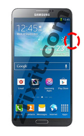 Samsung Galaxy Note 3 Power Button Repair