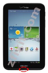 Samsung Galaxy Tab 2 Charging Port Repair