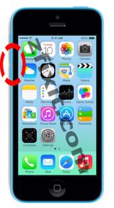 iPhone 5C Volume Button Repair