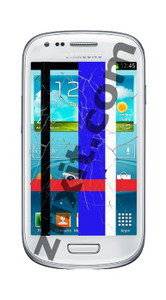 Samsung S3 Mini Cracked LCD Screen Repair