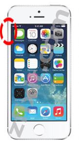 iPhone 5S Volume Button Repair