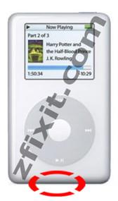 iPod Photo Charging Port Repair