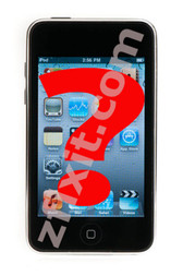 iPod Touch 2 Diagnostic Service