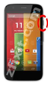 Motorola Moto G Power Button Repair