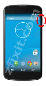 LG Nexus 4 Power Button Repair