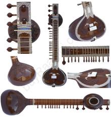 Kanai Lal Sitar, Ravi Shankar, Manipuri, Double Tumba