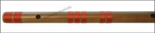 MAHARAJA Bansuri Scale D Sharp Bass 30.5 Inch, Indian Bamboo Flute CFE