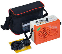 Swar Sudha Electronic Shruti Box, Bag