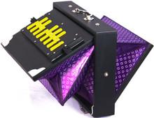 MAHARAJA MUSICALS Concert Shruti Box, Black Color With Bag - BDH