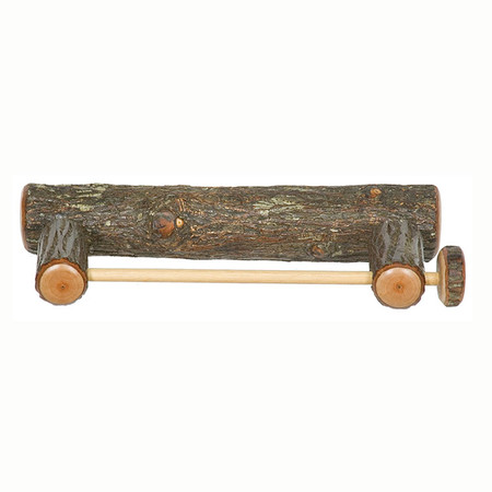 FL89060 Hickory Wall-Mounted Paper Towel Holder