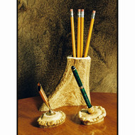 MA1022 Real Antler Pencil/Match Stick Holder