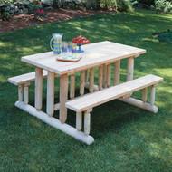 RN21E Park Style Picnic Table
