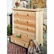 RN36 5 Drawer Dresser