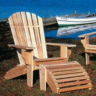 RN404A Oversized Adirondack Chair