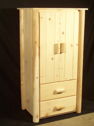HLCF7111 Two Drawer Armoire