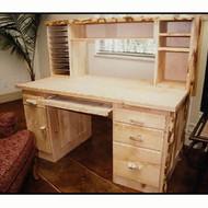 4210 Rustic Computer Desk