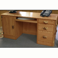 4211 Rustic Office Desk