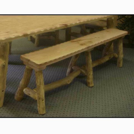 5205 Rustic Dining Bench