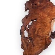 CGT0101 Rustic Redwood Burl Great Coffee Table