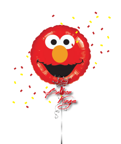 Elmo Smiles