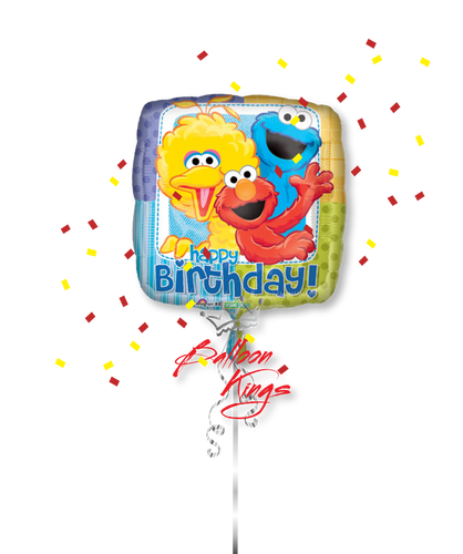 HB Sesame Street Group